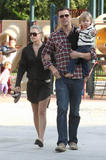 Ali Larter @ Coldwater Park in LA | October 21 | 11 pics