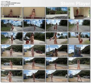 Japanese Exhibitionism and public outdoor sex 21