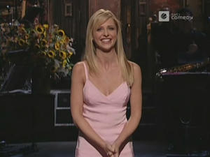 Sarah Michelle Gellar - Saturday Night Live (2002)