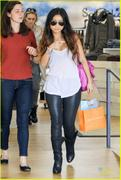 Brenda Song Out Shopping With Friend 10-21-12