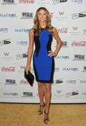 Stacy Keibler - Gold Meets Golden event in Los Angeles 01/12/13