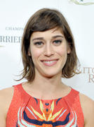Lizzy Caplan- Launch Party of Ali Larter's 'Kitchen Revelry' Cookbook in West Hollywood 08/27/13 (HQ)