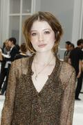 Emily Browning - Dior Homme Fashion Show in Paris, June 25, 2011
