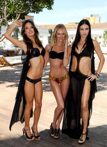 th 535121263 download 8 122 496lo Adriana Lima, Alessandra Ambrosio & Candice Swanepoel @ VS Angels swimwear launch 2011 high resolution candids